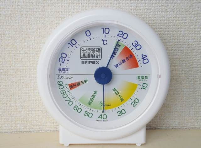 気温と湿度